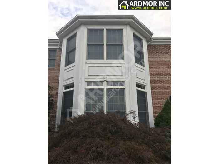 Triple Casement Window Sill Ardmor Inc