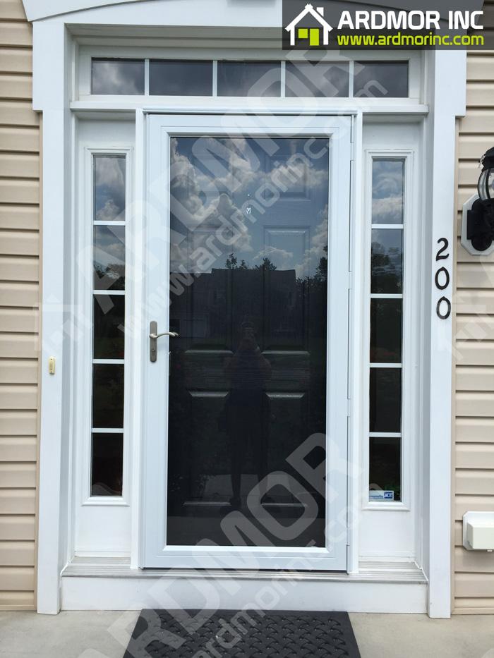 Andersen Storm Door Replacement East Greenwich Township