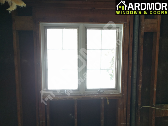 Andersen_400_Series_Double_Casement_Window_Installation_in_Tredyffrin_PA_before