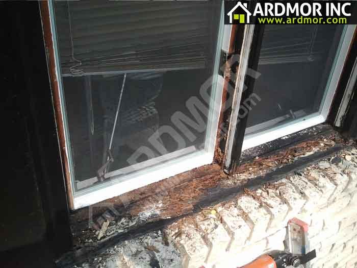 Double_Casement_Window_Sill_Repair_Philadelphia_PA