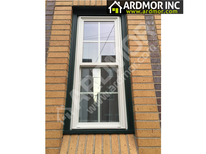 Double_Hung_Window_Install_with_PVC_Trim_Philadelphia_PA_after